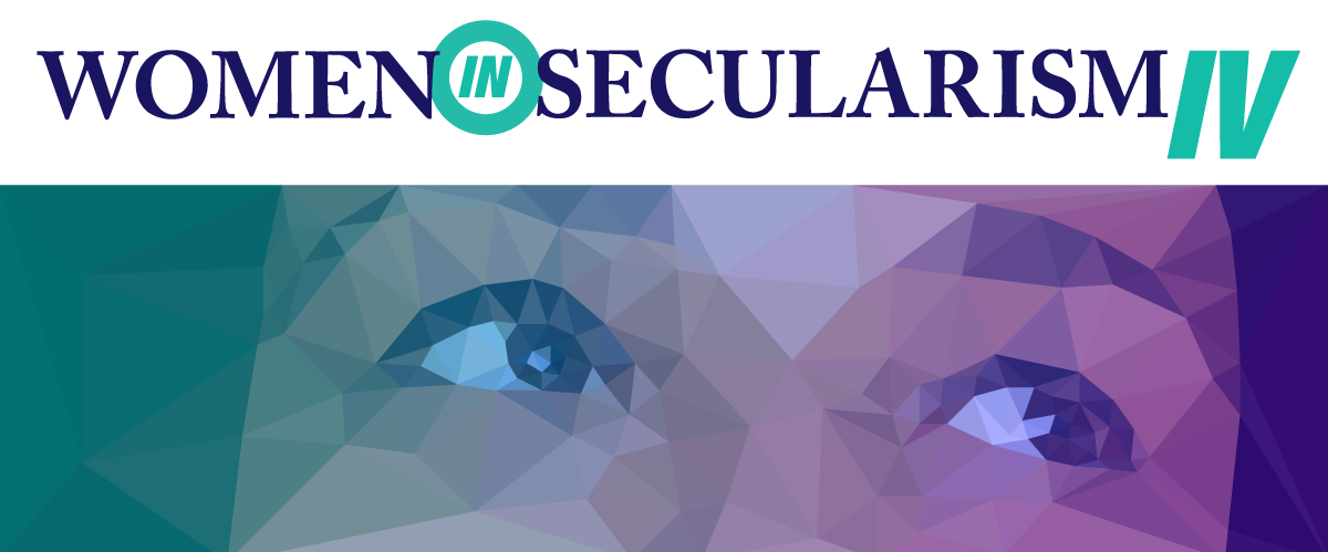 Women In Secularism 4 Logo